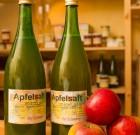 Apfelsaft 1Ltr. Glasflasche